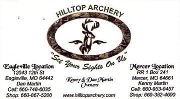 Hill Top Archery