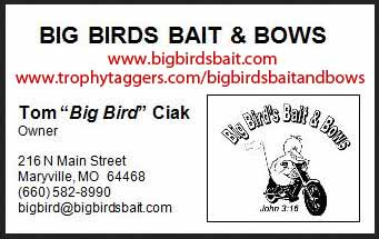 Big Bird's Bait & Archery